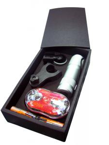 Bike Lamp and tail-light gift set