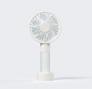 The new ultra-lightweight handheld fan 351 rechargeable fan